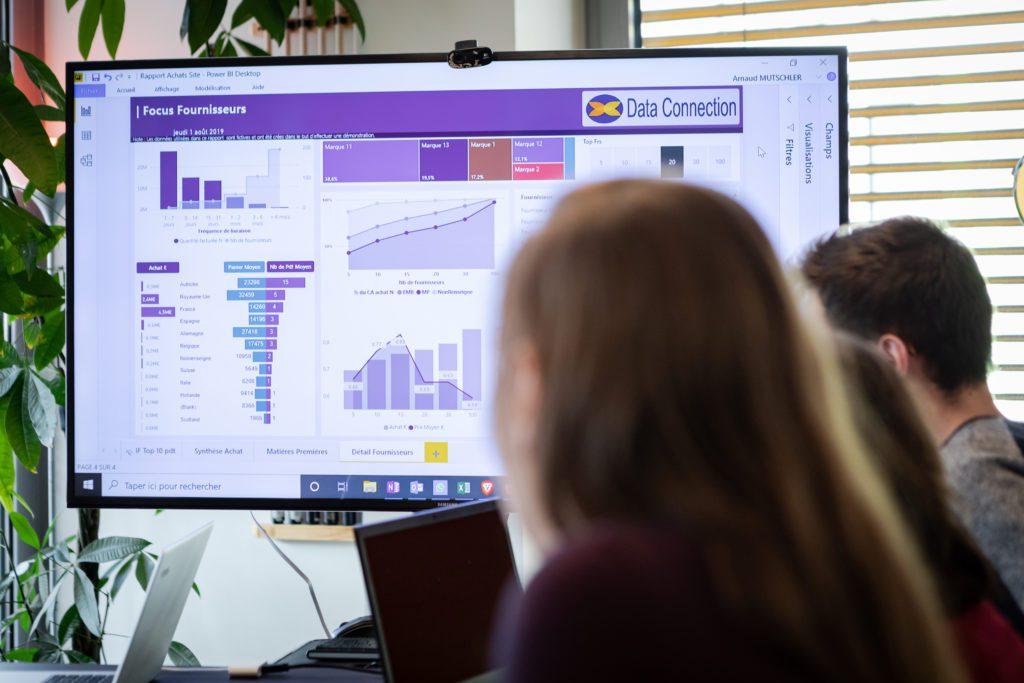 Formez vos équipes à la data vizualisation