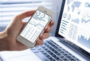 Les outils modernes de BI facilitent l'accès aux données à travers une grande variété de terminaux