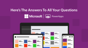 Outil business intelligence Powerapps